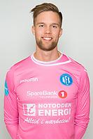 Fotball , Obos ligaen 2018 , portrett , portretter , Notodden , Jonatan Johansson<br /> Foto: Astrid M. Nordhaug