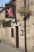 The Red Lion pub, Bakewell, Derbyshire, England