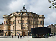 External View - University of Edinburgh McEwan Hall