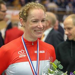 30-12-2017: Wielrennen: NK Baan: Alkmaar<br /> Kirsten Wild