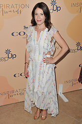 Marla Sokoloff arrives at Step Up's 14th Annual Inspiration Awards held athe Beverly Hilton in Beverly Hills, CA on Friday, June 2, 2017. (Photo By Sthanlee B. Mirador) *** Please Use Credit from Credit Field ***