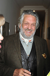BARON STEVEN BENTINCK at the launch party of Ingrid Seward's new book 'William & Harry - The People's Princes' held at 47 Hornton Court West, London W8 on 7th October 2008.
