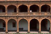 SPAIN, CASTILE, SALAMANCA University; Fonseca College