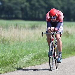 EMMEN (NED wielrennen <br /> Tijdrit Topcompetitie Emmen <br /> Chiel Smit