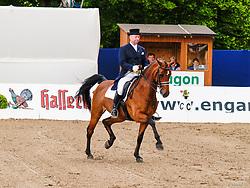, Hamburg Spring - Dressur Derby 19 - 23.05.2004, Ackeley - Mohr, Hans Peter
