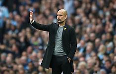 Manchester City v Manchester United - 07 April 2018