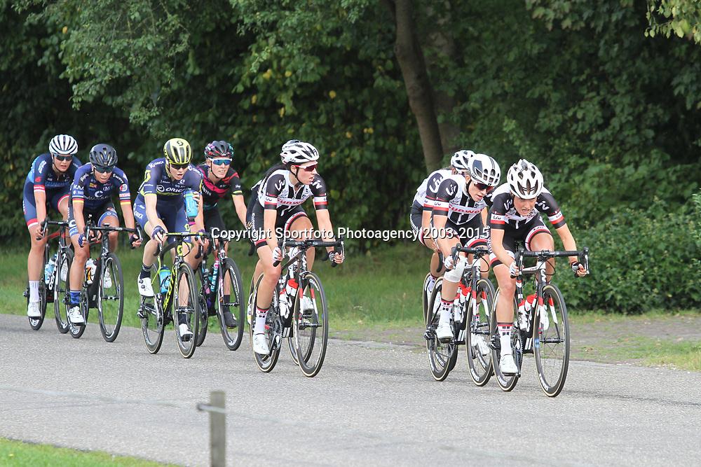 01-09-2017: Wielrennen: Boels Ladies Tour: Weert: Team Sunweb