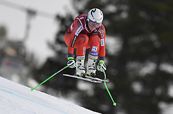 30.11.2017, Lake Louise, CAN, FIS Weltcup Ski Alpin, Lake Louise, Abfahrt, Damen, 3. Training, im Bild Ragnhild Mowinckel (NOR) // Ragnhild Mowinckel of Norway in action during the 3rd practice run of ladie's Downhill of FIS Ski Alpine World Cup at the Lake Louise, Canada on 2017/11/30. EXPA Pictures © 2017, PhotoCredit: EXPA/ SM<br /> <br /> *****ATTENTION - OUT of GER*****