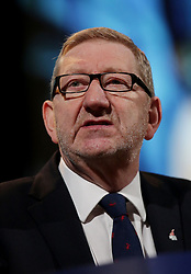 """File photo dated 11/07/16 of Union boss Len McCluskey, who has attacked the """"shambolic deal"""" on Brexit being promoted by the Prime Minister."""