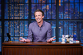 """May 24, 2021 - NY: NBC's """"Late Night With Seth Meyers"""" - Episode: 1150A"""