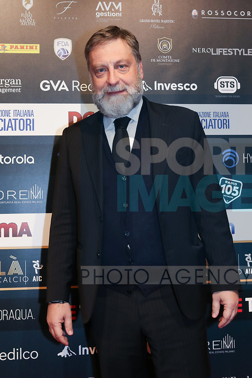 Stefano Braghin Director of Juventus Youth and women's football pictured at the The Italian Footballers Association Grand Gala of Football at the Megawatt Court, Milan. Picture date: 2nd December 2019. Picture credit should read: Jonathan Moscrop/Sportimage