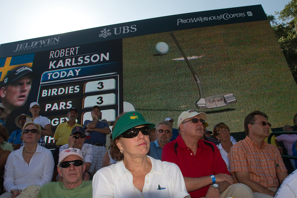 PONTE VEDRA BEACH, FL - MAY 7:  during the second round of THE PLAYERS Championship on THE PLAYERS Stadium Course at TPC Sawgrass on May 7, 2010 in Ponte Vedra Beach, Florida. (Photo by Darren Carroll/PGA TOUR) *** Local Caption ***