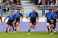 Rory Kockott - 16.05.2015 - Castres / Brives - 25eme journee de Top 14<br />Photo : Laurent Frezouls / Icon Sport
