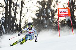 Kaja Norbye (NOR) during the Ladies' Giant Slalom at 57th Golden Fox event at Audi FIS Ski World Cup 2020/21, on January 17, 2021 in Podkoren, Kranjska Gora, Slovenia. Photo by Vid Ponikvar / Sportida