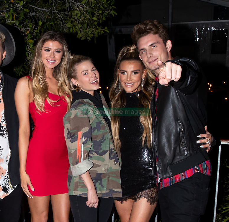 Pat Benatar's daughter Hana Giraldo sings 'We Belong' at concert to benefit the victims of the California Fires and Borderline shooting in Hollywood, California. Hana was also seen with James Kennedy, Raquel Leviss and Ariana Madix. 03 Dec 2018 Pictured: Raquel Leviss, Ariana Madix, Hana Giraldo and James Kennedy. Photo credit: MEGA TheMegaAgency.com +1 888 505 6342