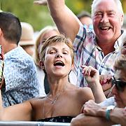 Jools Holland & his Rhythm & Blues Orchestra JOOLS HOLLAND perform live at Kew The Music Festival 2018 on 15 July 20182018 at Kew garden, London, UK.