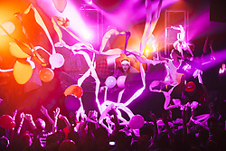 Girl Talk performs at The Independent - San Francisco, CA - 94602
