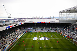 General View from the away end - Rogan Thomson/JMP - 25/02/2017 - FOOTBALL - St James' Park - Newcastle, England - Newcastle United v Bristol City - Sky Bet EFL Championship.