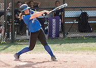 Middletown, New York - Middletown plays Newburgh Free Academy in a varsity girls' softball game on May 11, 2015.