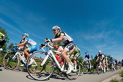 BOSTNER Jaka of KK Radenska during 2nd Stage (177,4 km) at 19th Tour de Slovenie 2012, on June 15, 2012, in Metlika, Slovenia. (Photo by Urban Urbanc / Sportida.com)