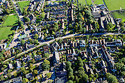 Nederland, Utrecht, Gemeente De Ronde Venen, 27-09-2015; Baambrugge, beschermd dorpsgezicht.<br /> Dutch heritage village.<br /> <br /> luchtfoto (toeslag op standard tarieven);<br /> aerial photo (additional fee required);<br /> copyright foto/photo Siebe Swart