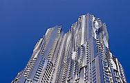 8 Spruce Street, architect Frank Gehry, Manhattan, New York City, New York, USA