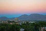 USA, Nevada, Las Vegas, At dusk