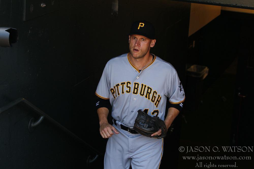 April 15, 2012; San Francisco, CA, USA;  before the game at AT&T Park. Pittsburgh defeated San Francisco 4-1. Mandatory Credit: Jason O. Watson-US PRESSWIRE
