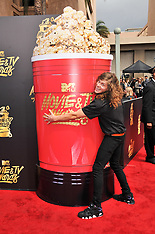 LA: MTV Movie and TV Show Awards - 7 May 2017