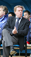 Photo: Lee Earle.<br /> Portsmouth v Manchester City. The Barclays Premiership. 11/03/2006. Pompey manager Harry Redknapp.