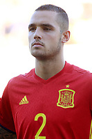 Spain's Lirola during international sub 21 friendly match. September 1,2017.(ALTERPHOTOS/Acero)