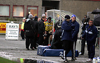 Fotball 1 divisjon<br /> Adecco ligaen<br /> Bryne Stadion 051006<br /> <br /> Bryne - Sparta <br /> <br /> Magnus Johansson Nuno Marques<br /> Foto-. Sigbjørn Andreas Hofsmo, Digitalsport
