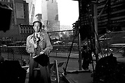 Reporter Ground Zero<br />This was a difficult story for reporters who covered the events of 9-11.