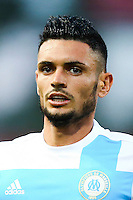 Remy Cabella of Marseille during a friendly match between Girona and Marseille at Stade de Montivili on August 3, 2016 in Girona, Spain. (Photo by Manuel Blondeau/Icon Sport)