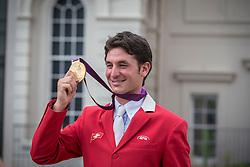 Guerdat Steve (SUI)<br /> Olympic Games London 2012<br /> © Dirk Caremans