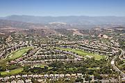 Coto de Caza Community Aerial