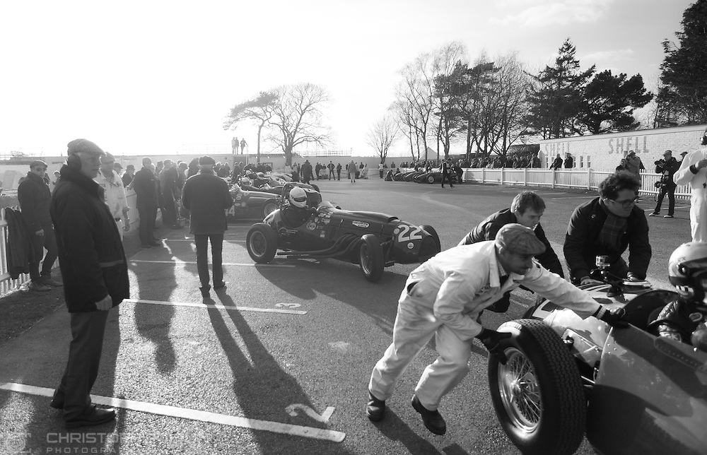 Photography at Goodwood 73rd Member's Meeting shot for Goodwood. <br /> Picture date: Sunday March 22, 2015.<br /> Photograph by Christopher Ison ©<br /> 07544044177<br /> chris@christopherison.com<br /> www.christopherison.com