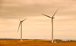 Wind Turbines in West Lothian, Scotland<br /> <br /> (c) Andrew Wilson | Edinburgh Elite media