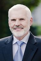 caucasian senior businessman portrait