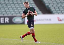 British & Irish Lions Liam Williams during the training session at the QBE Stadium, Auckland.
