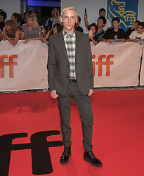 Director Justin Kelly attends a red carpet for the movie Jeremiah Terminator Leroy during the 2018 Toronto International Film Festival in Toronto, ON, Canada on Saturday, September 15, 2018. Photo by Fred Thornhill/CP/ABACAPRESS.COM