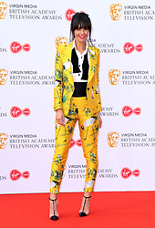 Jennifer Metcalfe attending the Virgin Media BAFTA TV awards, held at the Royal Festival Hall in London. Photo credit should read: Doug Peters/EMPICS