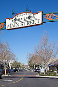 Main Street In Yorba Linda