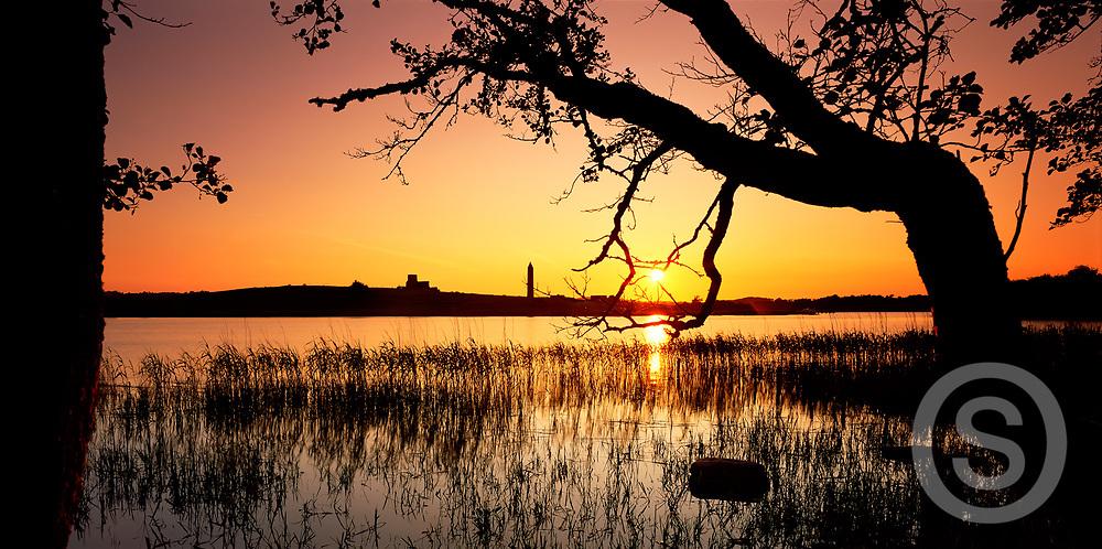 Photographer: Chris Hill, Devenish Island, County Fermanagh