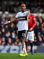 Football - 2018 / 2019 Premier League - Fulham vs. Manchester United<br /> <br /> Fulham's Ryan Babel frustrated, at Craven Cottage.<br /> <br /> COLORSPORT/ASHLEY WESTERN