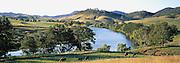 Hunter River near Maitland, NSW, Australia