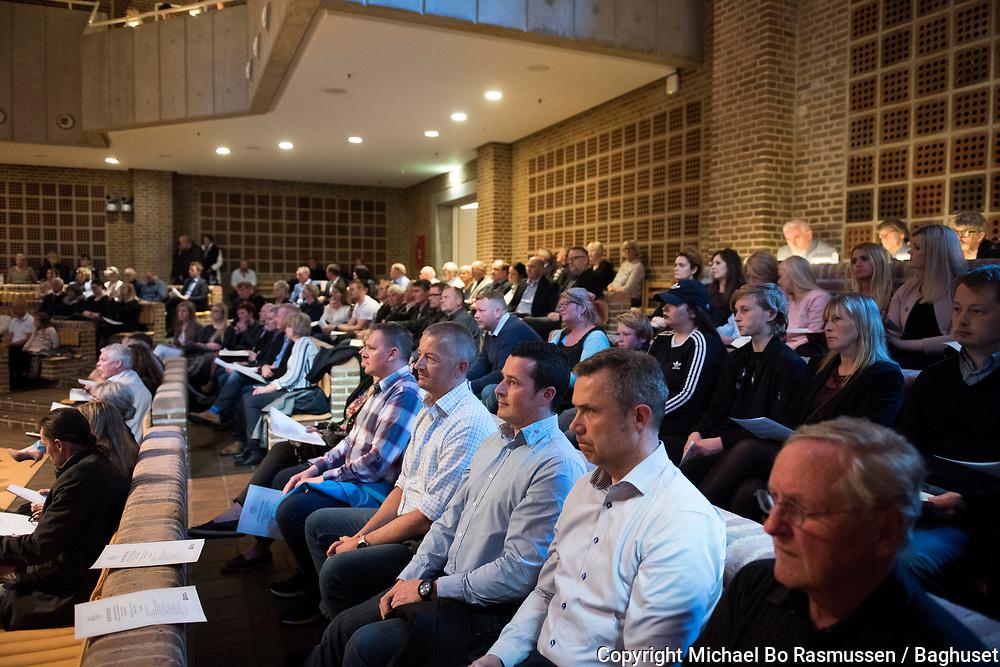 Legatuddeling. Aalborg Haandværkerforening, de lokale laug- og mesterforeninger, Techcollege og Aalborg Aalborg Kommune. Foto: © Michael Bo Rasmussen / Baghuset. Dato: 02.05.17