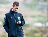 09/01/15<br /> CELTIC TRAINING <br /> SALOBRE GOLF RESORT - GRAN CANARIA<br /> Celtic Manager Ronny Deila in training