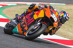 June 9, 2017 - Barcelona, Catalonia, Spain - MotoGP - Bradley Smith(Gbr), Red Bull Ktm Factory Racing Team during the MotoGp Grand Prix Monster Energy of Catalunya, in Barcelona-Catalunya Circuit, Barcelona on 9th June 2017 in Barcelona, Spain. (Credit Image: © Urbanandsport/NurPhoto via ZUMA Press)