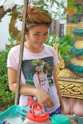 Young Lao Woman